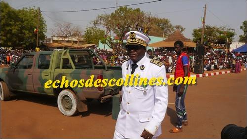 4 avril, à Kédougou, William Manel, le Gouverneur de région promet de livrer une guerre sans merci contre les ennemis de notre environnement