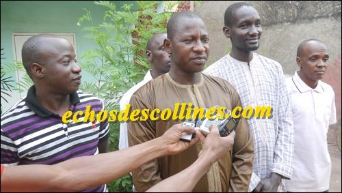 A Kédougou ,le PDS demande au député-maire Mamadou Hadji Cissé de rendre le tablier
