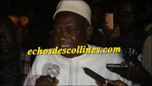 Opa Ndiaye,Secrétaire Général Adjoint du Gouvernement: « Macky Sall ne sera pas diverti, il ira tout droit vers l'émergence»