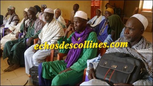 Kédougou: Le PAPA appuie papas et mamans âgés de Dimboli