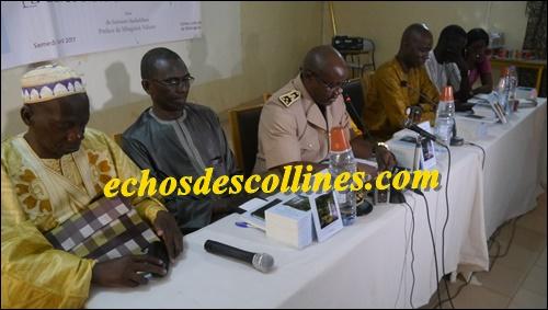 Kédougou: Le livre de Saloum Sadiakhou présenté aux lecteurs