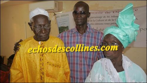 Salouma Sadiakhou, un auteur, un enseignant modèle, un homme au service de sa communauté