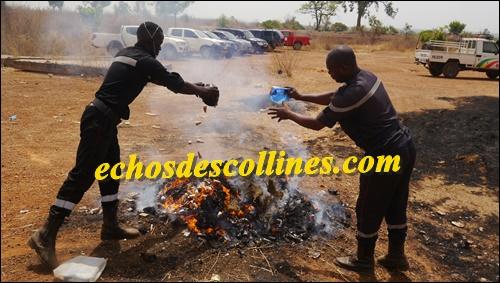 Kédougou: L'administration calcine un peu plus de 23 millions de FCFA de…