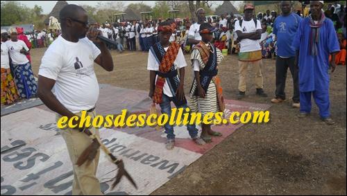 Kédougou: Ouverture du Festival de folklore et des Produits Agricoles de la commune de Bandafassi.