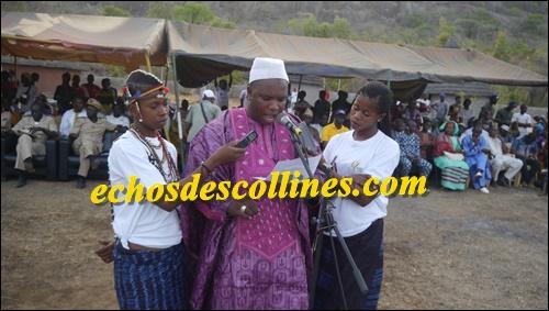 Mamadou Yoro Bâ, Maire de la commune de Bandafassi«Nous construirons la fierté de nos traditions dans la paix…»