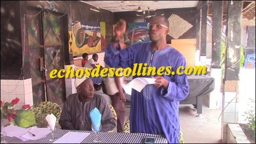 Kédougou: Boye Souaré devient coordonnateur départemental du PDS et….