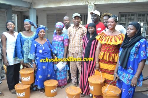 Kédougou: Les lauréats du jeu concours kadi primés