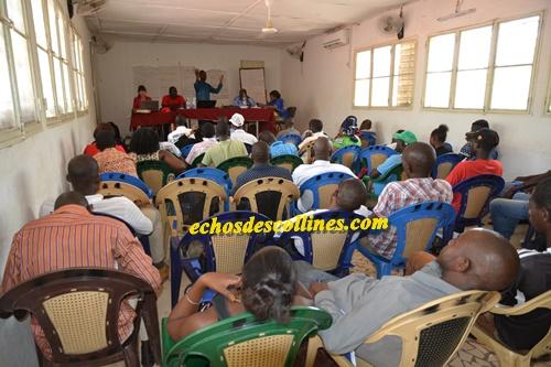 Kédougou: Les jeunes méditent sur «l'Immigration clandestine»