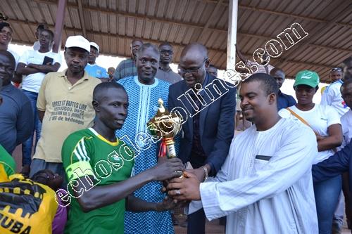 Kédougou: Tournoi CORPO,les Sapeurs Pompiers remportent la finale