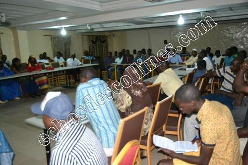 Kédougou: La coalition BBY prépare les investitures