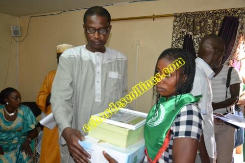 Kédougou: L'académie récompense ses meilleurs élèves