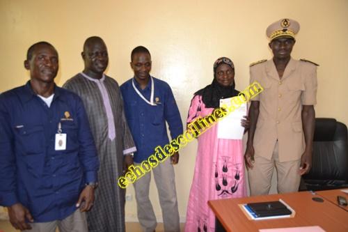 Kédougou: SGO offre 4 millions aux jeunes et aux femmes pour…