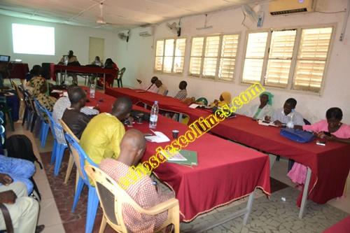 Kédougou: Le plan d'actions du CDPE, partagé avec les acteurs