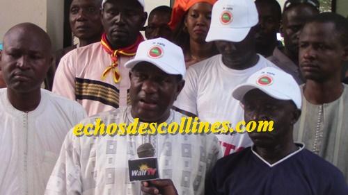 Kédougou: Mody Guiro, un syndicaliste visionnaire.