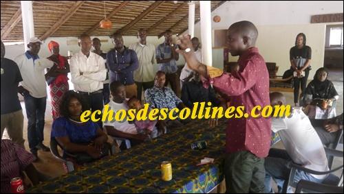 Fête du travail, Bakary Biaye, le chef du DAC d'Itato renforce le tonus de ses agents