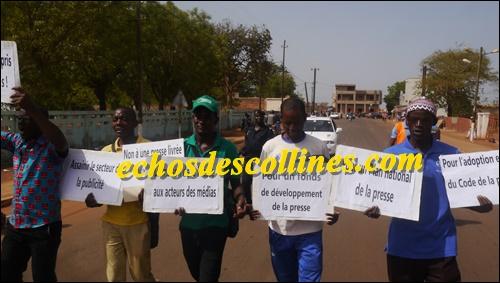 Kédougou: Le Gouverneur reçoit les doléances de la presse locale