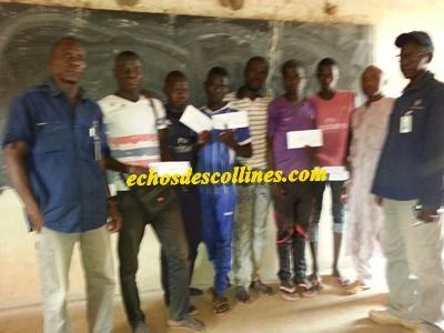 Kédougou: SGO dégaine 3 675 000 FCFA pour 49 élèves boursiers