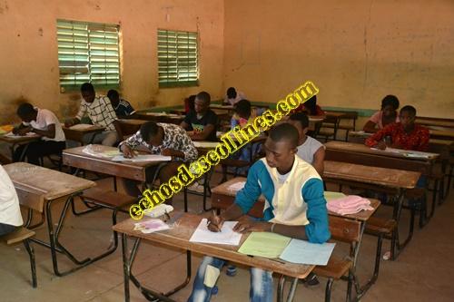 Kédougou: Bac 2017, les épreuves anticipées de philosophie ont….