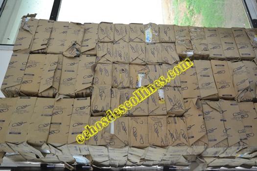Hadji Cissé, le député-maire de Kédougou offre 7 tonnes de sucre aux…