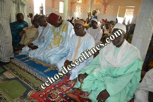 Korité 2017 Kédougou: Les législatives au cœur du sermon de l'Imam…