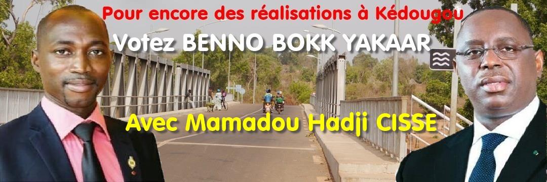 Kédougou: Mamadou Hadji Cissé, candidat de BBY dit à Macky Sall…