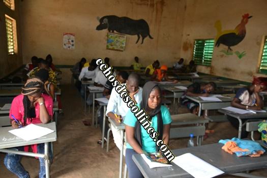 Kédougou: 1693 candidats à l'assaut du BFEM