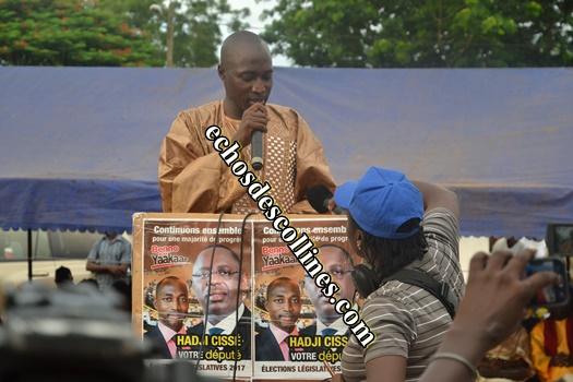 Mamadou Hadji Cissé:«La victoire de Benno Bokk Yakaar est assurée»