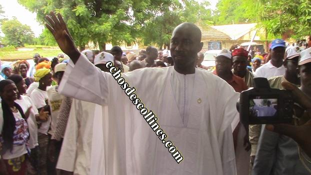 Kédougou: Meeting de la coalition BBY à Fongolimbi