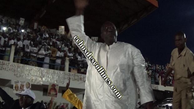 Boun Abdallah Dionn:«Tambacounda remporte le record de la mobilisation»