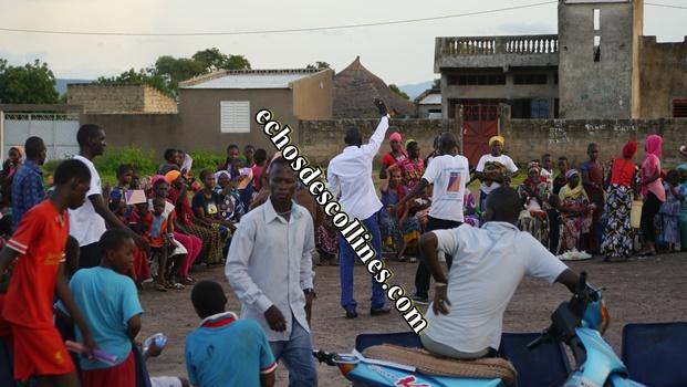 Kédougou: La coalition « troisième voie politique/ Euttou Askan wi promet de ….