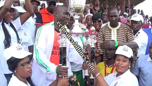 Kédougou, Finale de la coupe du Maire: Mamadou Hadji Cissé offre de fortes récompenses aux finalistes.