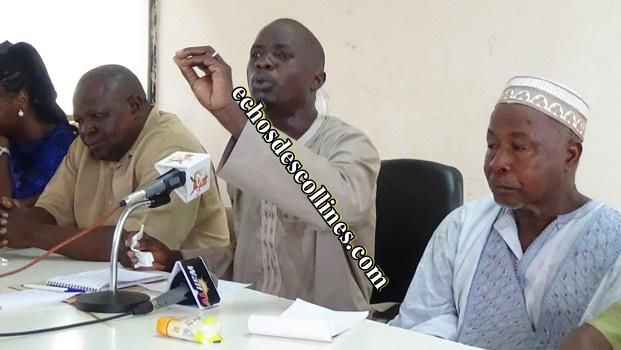 Audio: Point de presse de BBY,Amadou Séga Keita en colère contre les…
