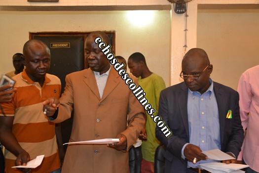 Kédougou: le conseil Départemental porte assistance aux indigents