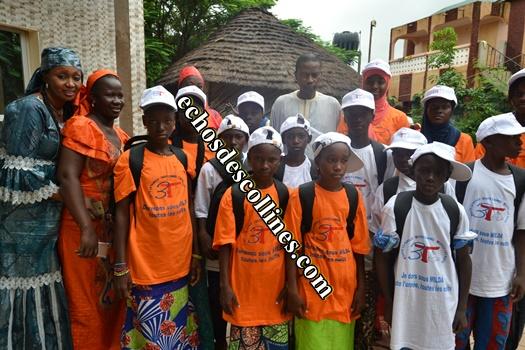 An 3 du PAQEEB, l'IEF de Kédougou a fait son bilan aux acteurs et partenaires de l'école