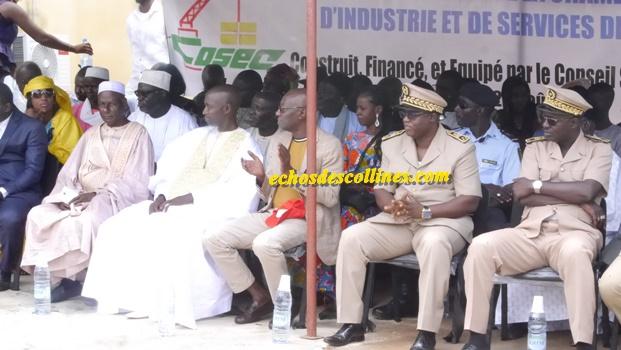 Kédougou: La chambre de commerce a coûté 220 millions de FCFA