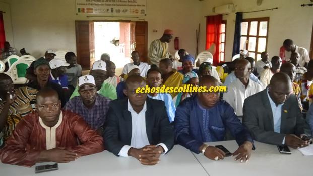 Kédougou: Défaite de BBY aux législatives, le front de la riposte réagit…
