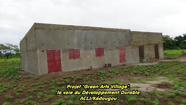Kédougou: M Boye Souaré offre 250000 FCFA au projet village des Arts de l'ACLJ