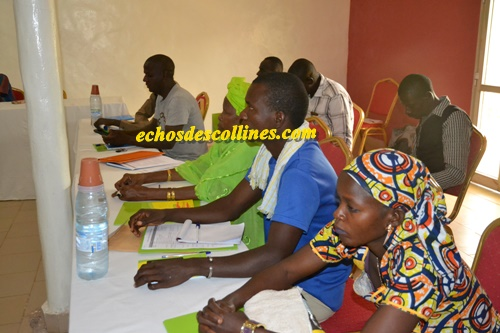 Kédougou: Les porte-parole du projet NEEMA, formés sur le plaidoyer