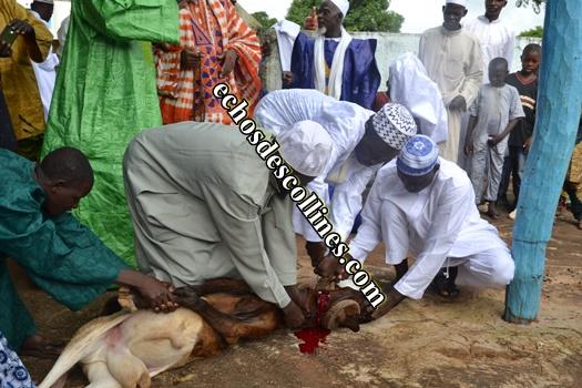 Kédougou: El hadj Ousmane Diaby« Notre statut social ne nous exempte pas à respecter…»