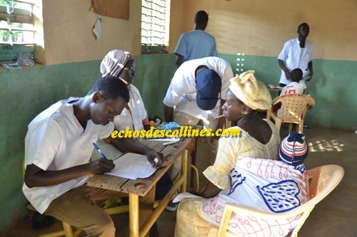 Kédougou: Consultations gratuites, plus de 163 personnes touchées…