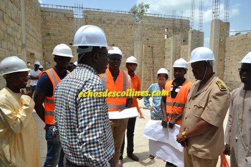 Kédougou: Le lycée technique Mamba Guirassy s'élève vers les normes …