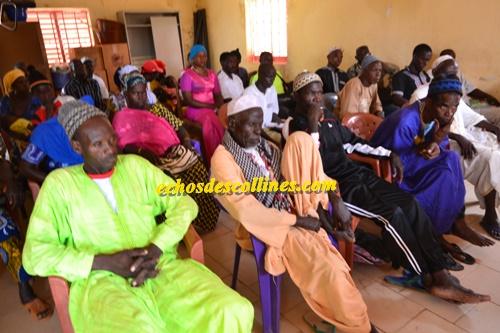 Kédougou: Etat civil, la commune de Dimboli soulagée par les actions du CDPE