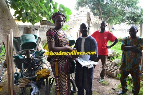 Kédougou: KEOH offre du matériel pour prévenir les catastrophes et…