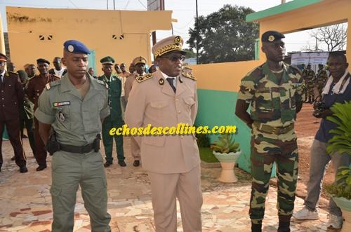 Kédougou: Cérémonie mensuelle de levée des couleurs, le gouverneur appelle à la collaboration de tous pour …