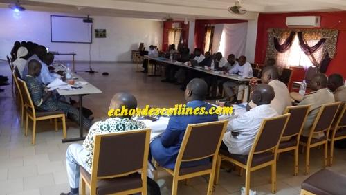 Kédougou: Les élus locaux informés sur le concept CLAE …
