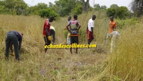 Kédougou: Prévention des risques et désastres naturels, Bakho se met en action