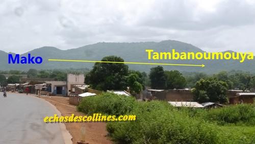 Kédougou: Le village de Tambanoumouya immobilise les véhicules de la société minière Toro gold de Mako