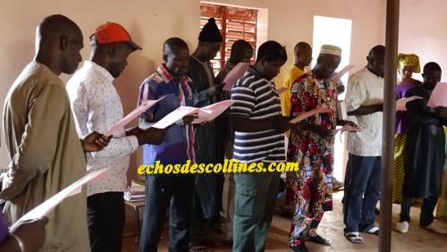 Concours de Recrutement des Elèves-Maitres, 202 candidats ont composé