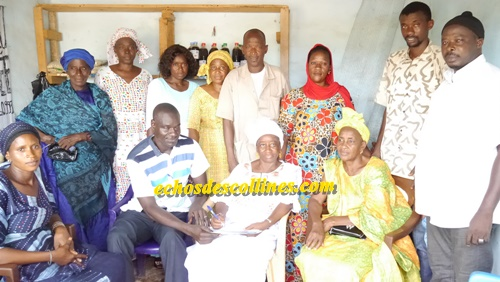 Kédougou: ACEFOP signe des conventions d'apprentissage avec des organisations de…