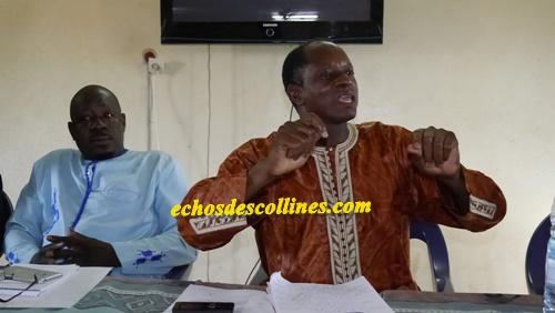 Inspecteur Toumany Sankharé: «L'Emigration Clandestine est dramatique pour le Sénégal Oriental»